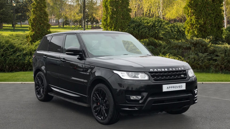 Land Rover Range Rover Sport 3.0 SDV6 [306] Autobiography Dynamic 5dr Diesel Automatic Estate (2015)
