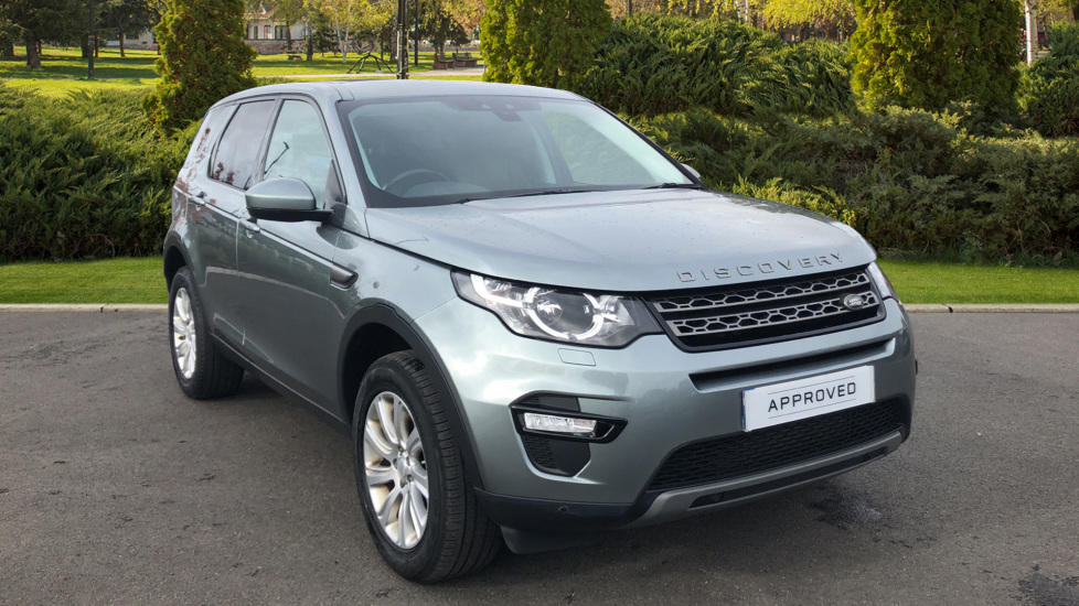 Land Rover Discovery Sport 2.2 SD4 SE Tech 5dr Diesel 4x4 (2015) at Land Rover Swindon thumbnail image