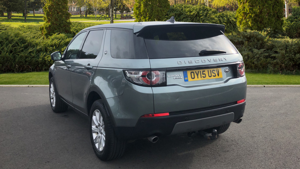 Land Rover Discovery Sport 2.2 SD4 SE Tech 5dr image 2