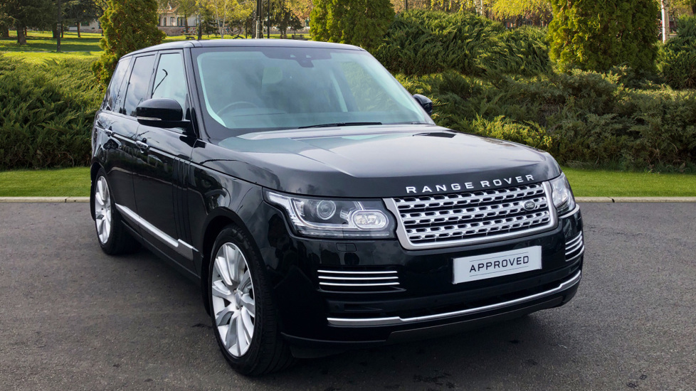 Land Rover Range Rover 3.0 TDV6 Vogue SE 4dr Diesel Automatic Estate (2017)