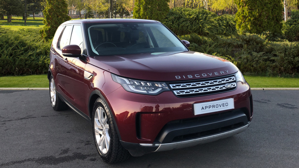 Land Rover Discovery 2.0 SD4 HSE 5dr Diesel Automatic 4x4 (2017)