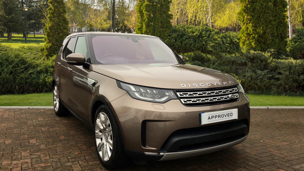 Land Rover Discovery 3 0 Td6 Hse Luxury 5dr Sel Automatic 4x4