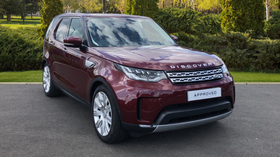 Land Rover Discovery 2.0 SD4 HSE Luxury 5dr Diesel Automatic 4x4 (2017)