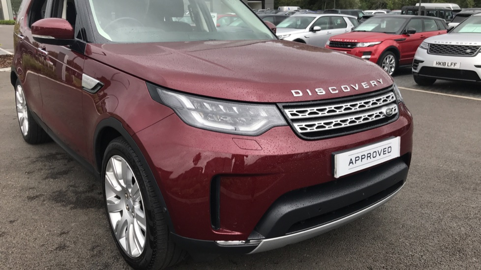Land Rover Discovery 2.0 SD4 HSE Luxury 5dr image 18