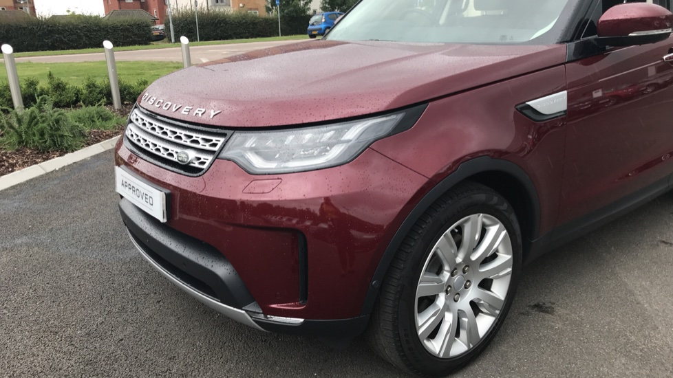 Land Rover Discovery 2.0 SD4 HSE Luxury 5dr image 19
