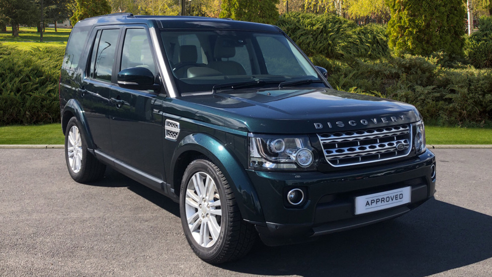 Land Rover Discovery 3.0 SDV6 HSE 5dr Diesel Automatic 4x4 (2014)