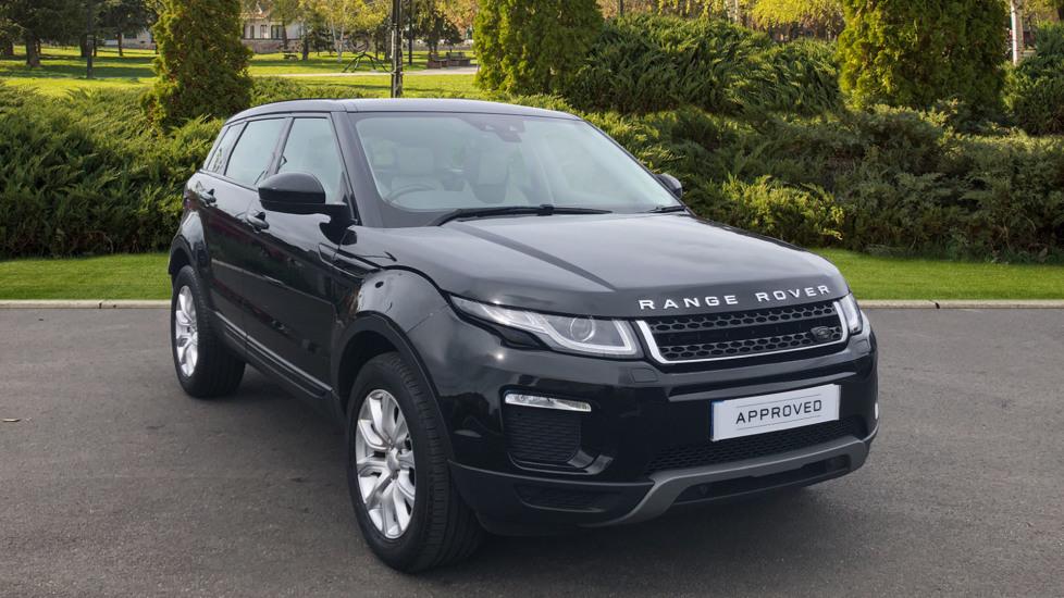 Land Rover Range Rover Evoque 2.0 eD4 SE Tech 5dr 2WD Diesel Hatchback (2016) image
