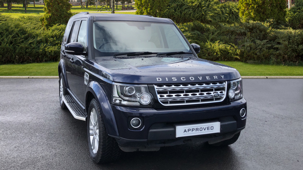 Land Rover Discovery 3.0 SDV6 HSE 5dr Diesel Automatic 4x4 (2013)
