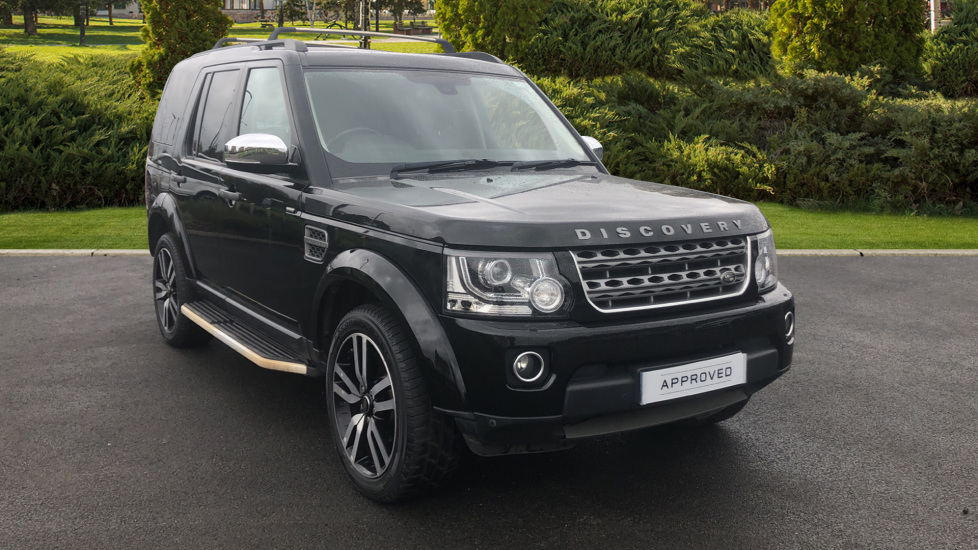 Land Rover Discovery DISCOVERY XS SDV6 AUTO 3.0 Diesel Automatic 5 door (2014)