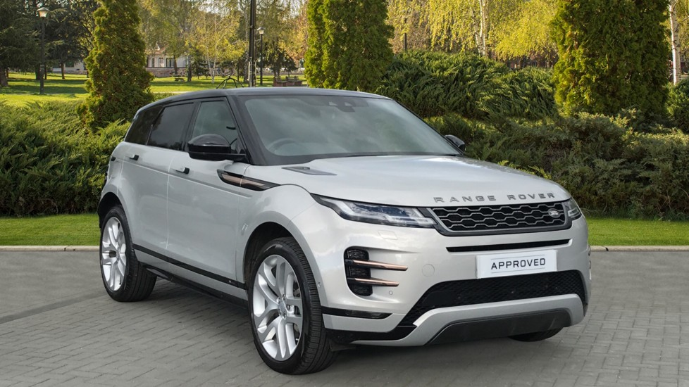 Land Rover Range Rover Evoque 2.0 D180 First Edition with Heads up Display and 21 inch alloys Diesel Automatic 5 door Hatchback
