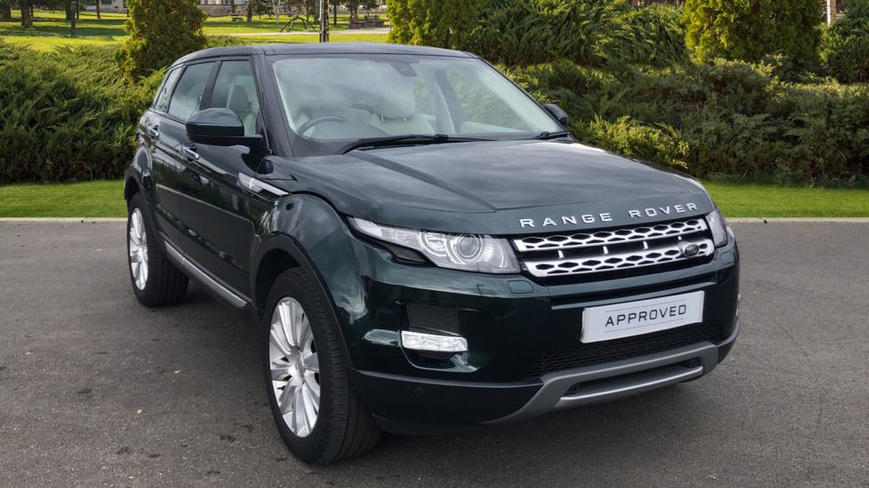 Land Rover Range Rover Evoque 2.2 SD4 Prestige 5dr Diesel Automatic Hatchback (2014) image