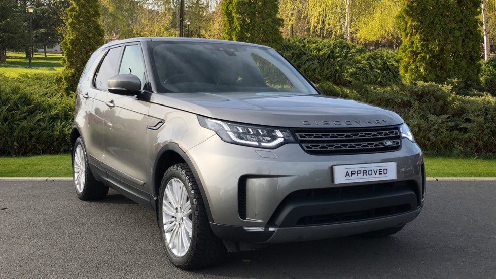 Land Rover Discovery 3.0 TD6 SE 5dr Diesel Automatic 4x4 (2017)