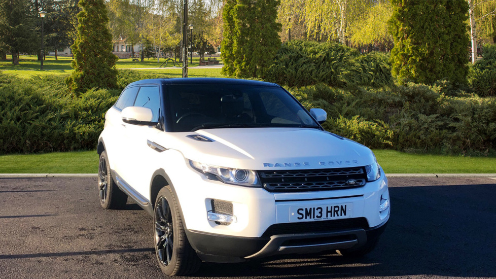 Land Rover Range Rover Evoque 2.2 SD4 Pure 3dr Diesel Coupe (2013) image