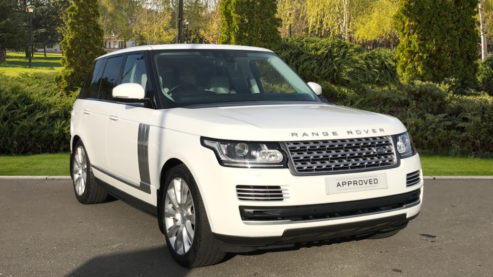 Land Rover Range Rover 3.0 TDV6 Vogue SE 4dr Diesel Automatic 5 door Estate (2017)