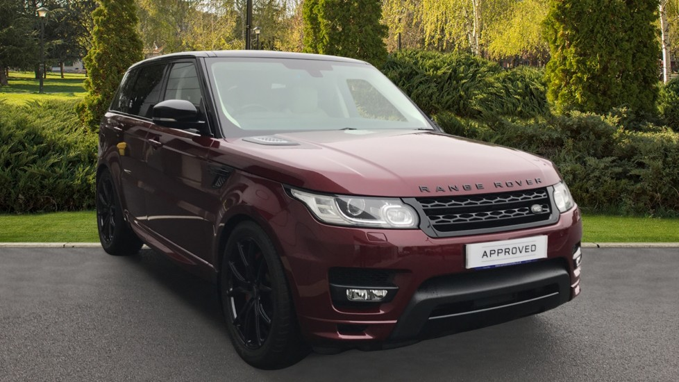 Land Rover Range Rover Sport 3.0 SDV6 [306] Autobiography Dynamic sliding pan roof and meridian sound system Diesel Automatic 5 door Estate