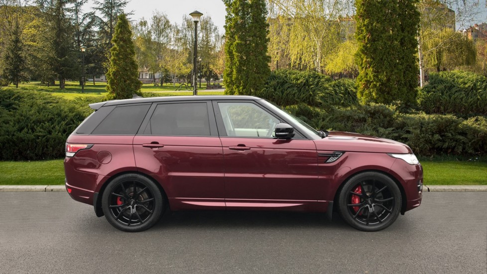 Land Rover Range Rover Sport 3.0 SDV6 [306] Autobiography Dynamic sliding pan roof and meridian sound system image 5