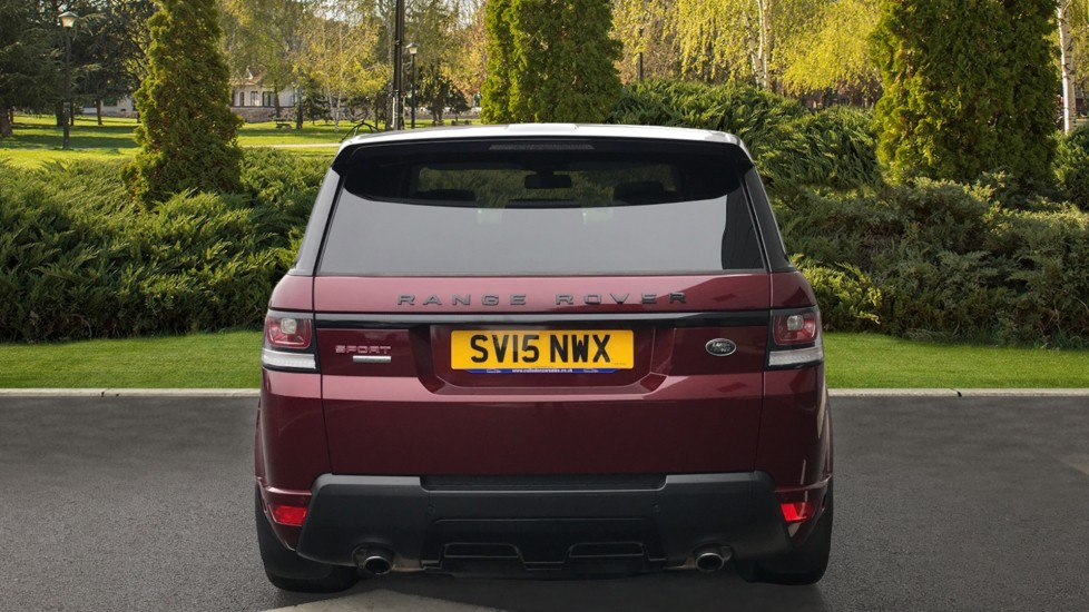 Land Rover Range Rover Sport 3.0 SDV6 [306] Autobiography Dynamic sliding pan roof and meridian sound system image 6