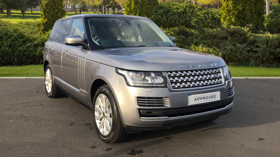 Land Rover Range Rover 4.4 SDV8 Vogue 4dr Diesel Automatic 5 door Estate (2013) image