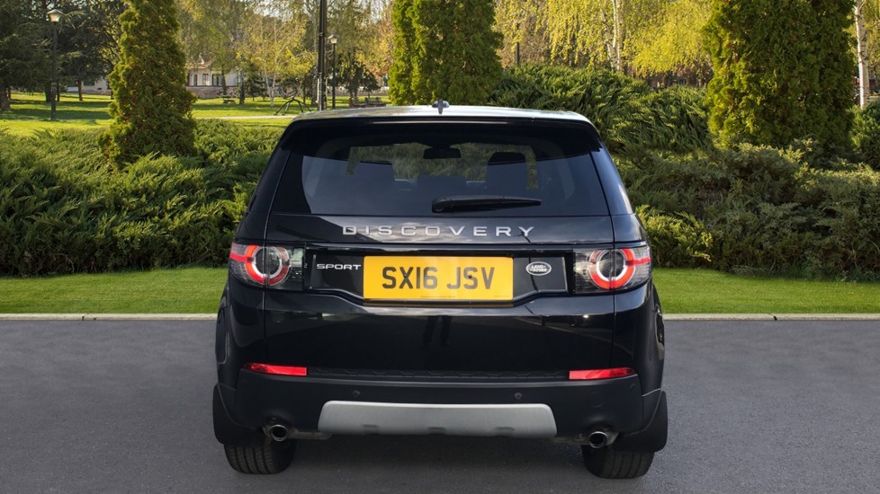 Land Rover Discovery Sport 2.0 TD4 180 HSE Rear Camera, Fixed panoramic roof image 6