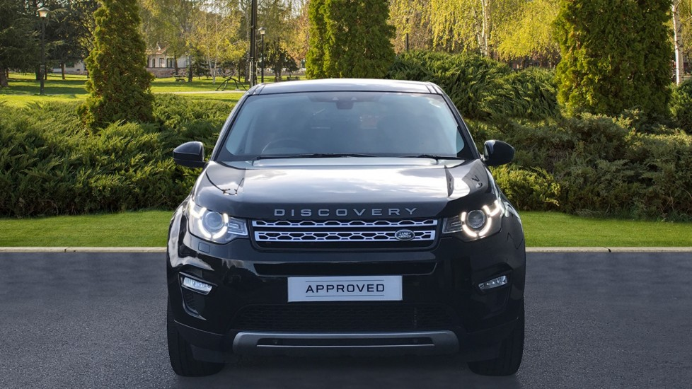 Land Rover Discovery Sport 2.0 TD4 180 HSE Rear Camera, Fixed panoramic roof image 7