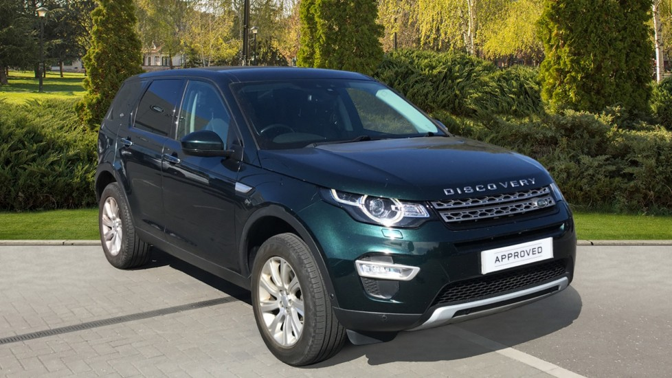 Land Rover Discovery Sport 2.0 TD4 180 HSE Luxury 5dr 8 inch High Resolution Touch Screen, Fixed Panoramic Glass Sunroof Diesel Automatic 4x4
