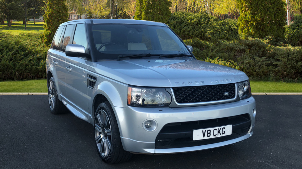 Land Rover Range Rover Sport 3.0 SDV6 Autobiography Sport 5dr Diesel Automatic Estate (2012) at Land Rover Swindon thumbnail image
