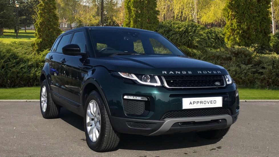 Land Rover Range Rover Evoque 2.0 eD4 SE Tech 5dr 2WD Diesel Hatchback (2017)