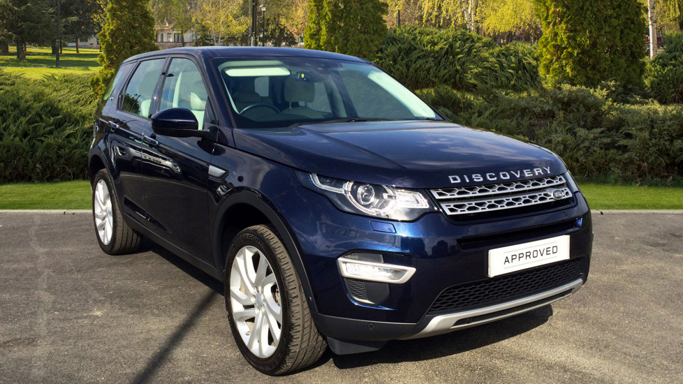 Land Rover Discovery Sport 2.0 TD4 180 HSE Luxury 5dr Diesel Automatic 4x4 (2017) image