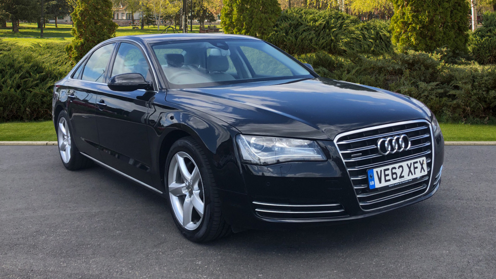 Audi A8 3.0 TDI Quattro SE Executive Tip Diesel Automatic 4 door Saloon (2012) at Grange Specialist Cars Swindon thumbnail image