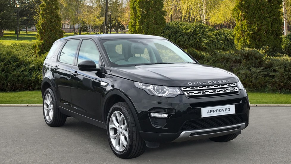 Land Rover Discovery Sport 2.0 TD4 180 HSE 5dr Diesel Estate