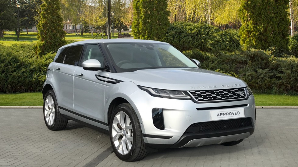 Land Rover Range Rover Evoque 2.0 D180 SE with Heated Seats, HeadsUp Display and Panoramic Sunroof Diesel Automatic 5 door Hatchback