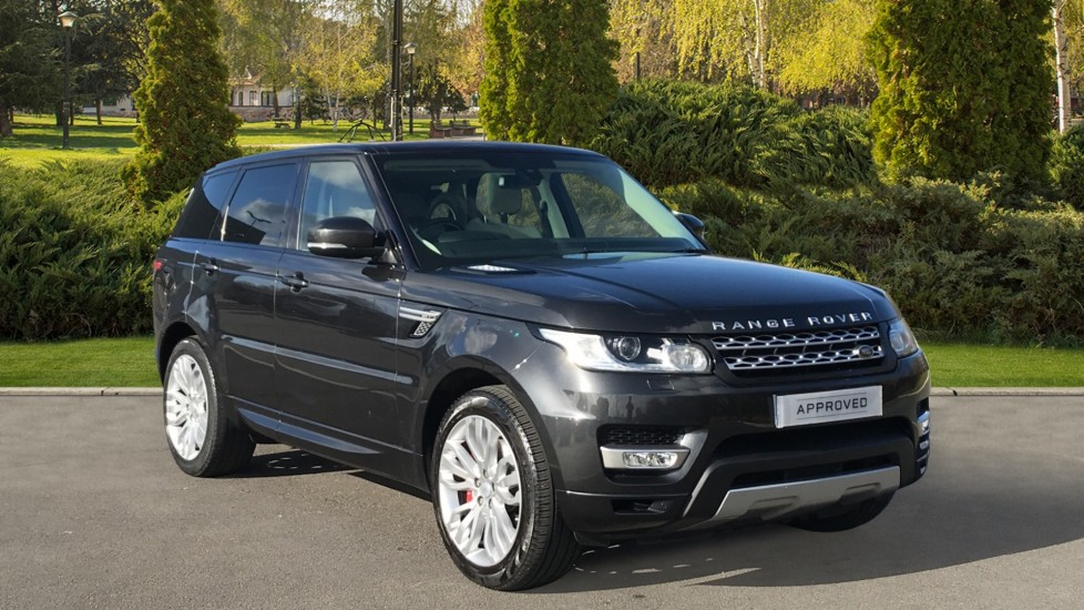 Land Rover Range Rover Sport 4.4 SDV8 Autobiography Dynamic 5dr Auto Diesel Automatic Estate (2015)
