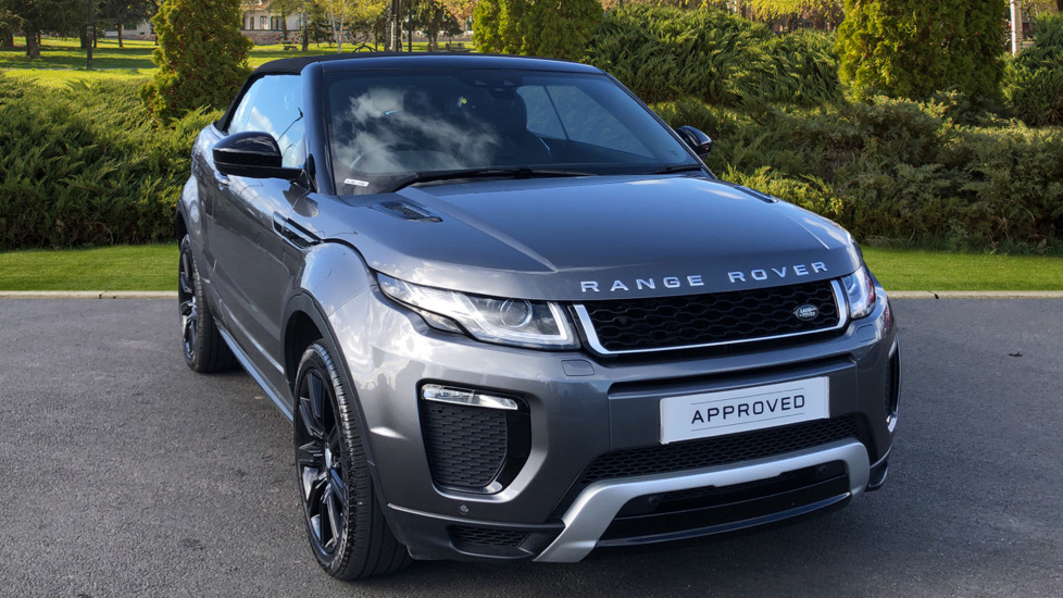 Land Rover Range Rover Evoque 2.0 TD4 HSE Dynamic 2dr Diesel Automatic 5 door Convertible (2017)