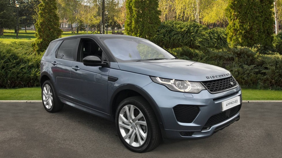 Land Rover Discovery Sport 2.0 Si4 290 HSE Dynamic Luxury 5dr Automatic 4x4 (2017)