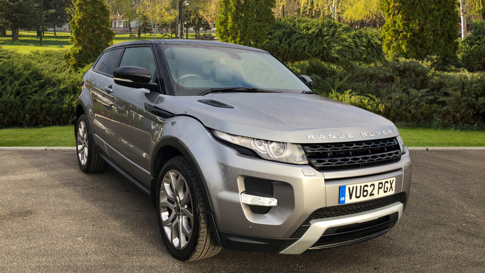 Land Rover Range Rover Evoque 2.2 SD4 Dynamic 3dr Diesel Automatic Coupe (2012) image