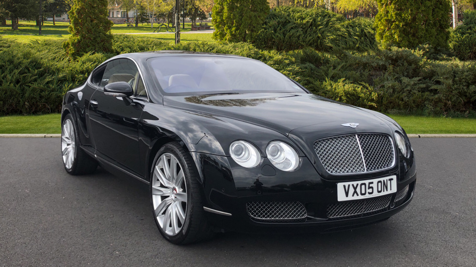 Bentley Continental GT 6.0 W12 2dr Automatic Coupe (2005)