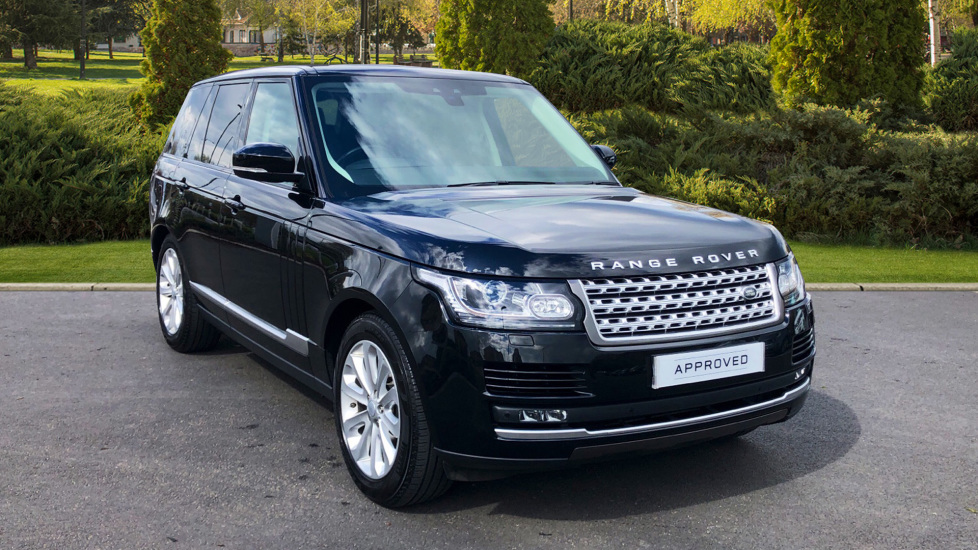 Land Rover Range Rover 3.0 TDV6 Vogue 4dr Diesel Automatic Estate (2017) available from Lamborghini Chelmsford thumbnail image