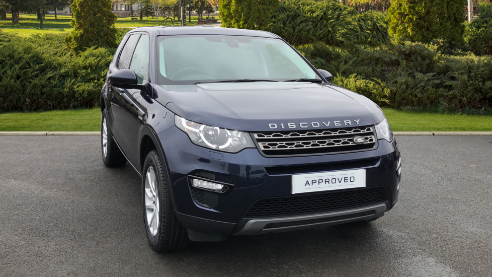 Land Rover Discovery Sport 2.0 TD4 180 SE Tech 5dr Diesel Automatic 4x4 (2017)