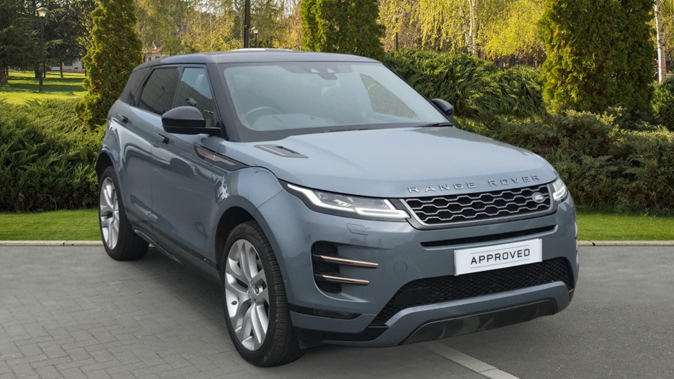 Land Rover Range Rover Evoque 2.0 P250 First Edition Automatic headlights, Large fuel tank  5 door Hatchback