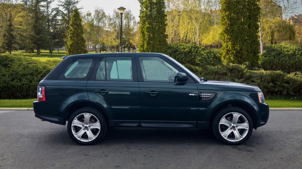 Land Rover Range Sport 3 0 Sdv6 Hse Black Edition 5dr Image 5 Thumbnail