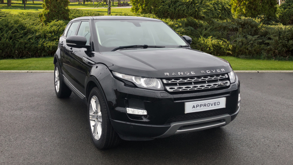 Land Rover Range Rover Evoque 2.2 SD4 Pure 5dr [Tech Pack] Diesel Automatic 4x4 (2013)
