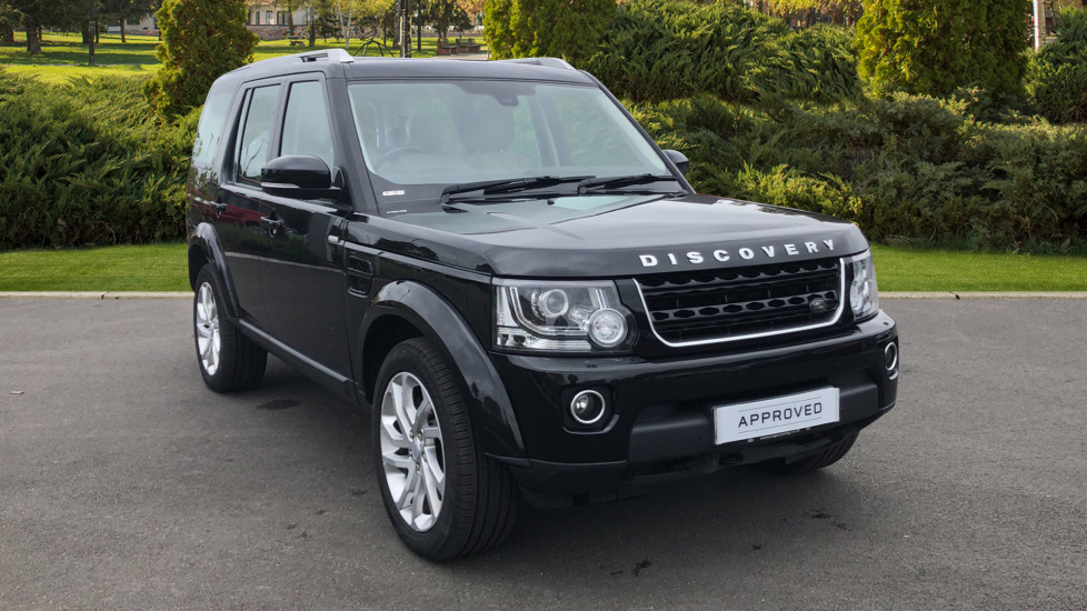 Land Rover Discovery 3.0 SDV6 Landmark 5dr Diesel Automatic 4x4 (2016) image