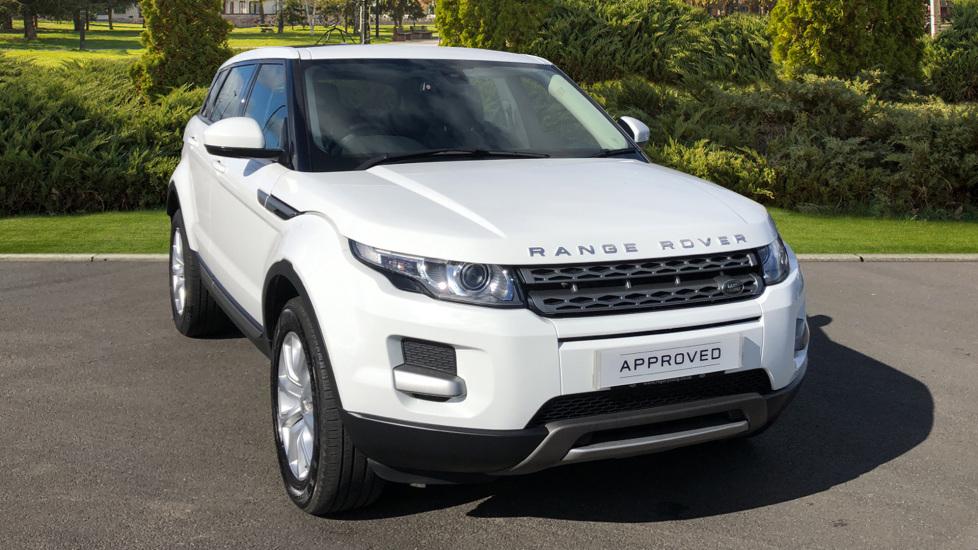 Land Rover Range Rover Evoque 2.2 eD4 Pure 5dr 2WD Diesel Hatchback (2014)