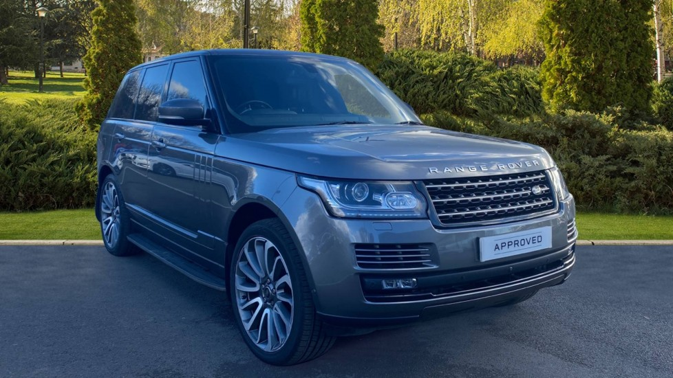 Land Rover Range Rover 3.0 TDV6 Autobiography 4dr Diesel Automatic 4x4 (2016) image