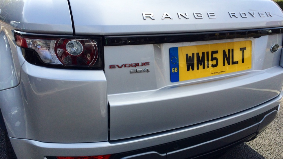 Range Rover Dealership In Md >> Land Rover Range Rover Evoque 2.2 SD4 Dynamic 5dr [9] Diesel Automatic 4x4 (2015) at Land Rover ...