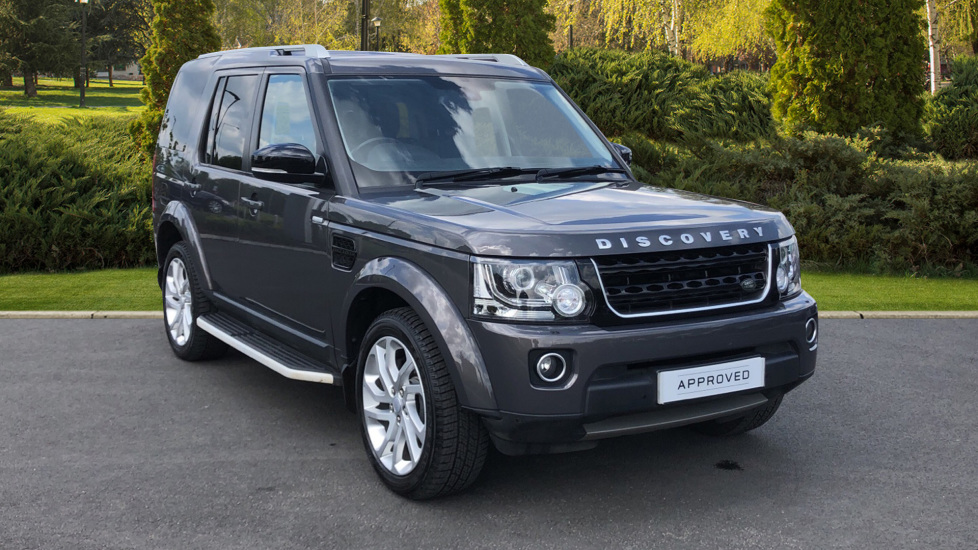 Land Rover Discovery 3.0 SDV6 Landmark 5dr Diesel Automatic 4x4 (2015) image