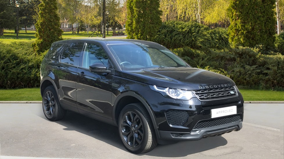 Land Rover Discovery Sport 2.0 TD4 180 Landmark 5dr - Entertainment Pack, InControl Pro Navigation, Rear Camera Diesel Automatic Estate
