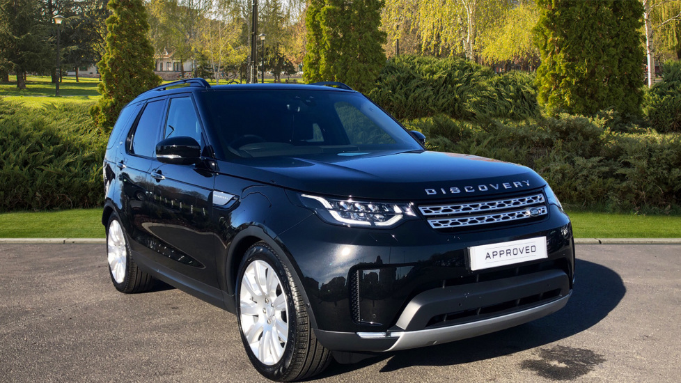 Land Rover Discovery 3.0 SDV6 HSE Luxury 5dr Diesel Automatic 4x4 (2018) at Land Rover Swindon thumbnail image