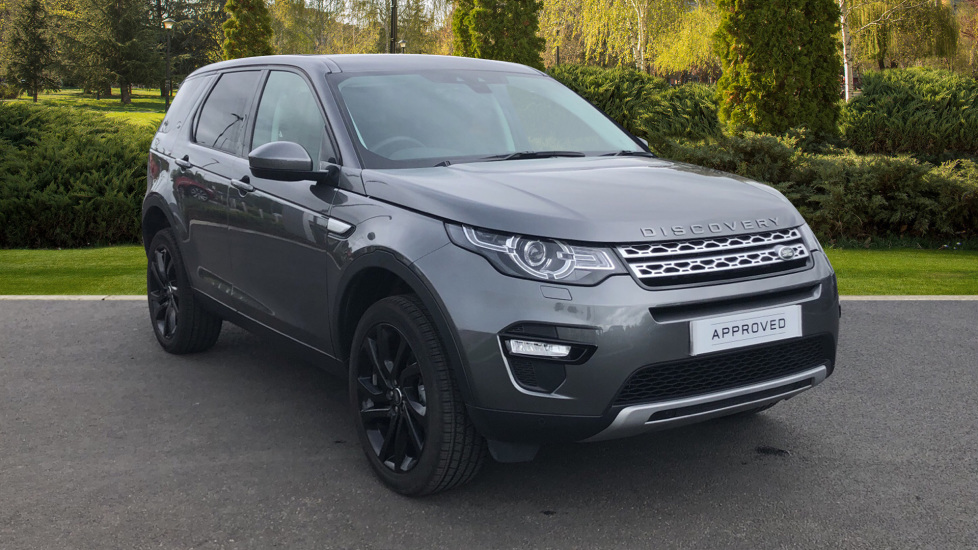 Land Rover Discovery Sport 2.0 TD4 180 HSE 5dr Diesel Automatic 4x4 (2018) image