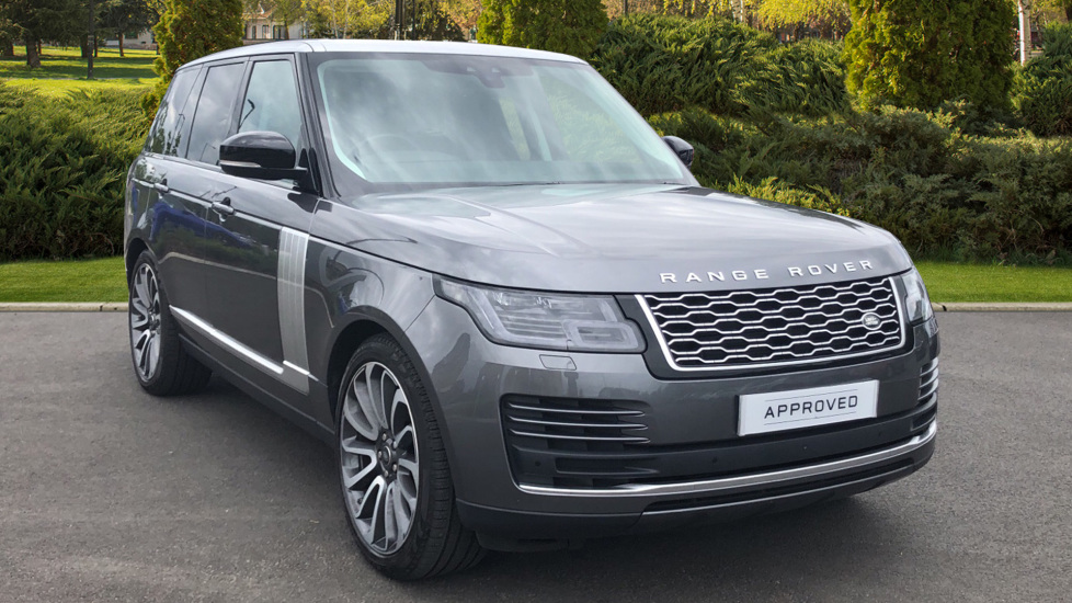 Land Rover Range Rover 3.0 SDV6 Vogue 4dr Diesel Automatic Estate (2018) image